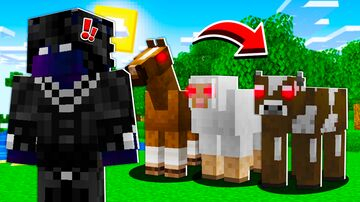 All Mobs Are Aggressive Minecraft Data Pack