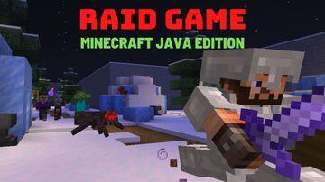 Raid Game Data Pack + Map Minecraft Data Pack