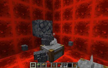 GrindCutter v2.2 - BREAK BLOCKS automatically with a stonecutter, ADDED: 1 second delay Minecraft Data Pack