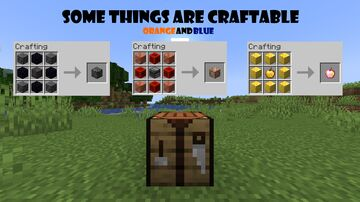 Some Things Are Craftable Minecraft Data Pack