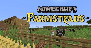 Minecraft: Farmsteads Minecraft Data Pack