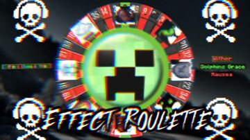 Minecraft Effect Roulette Minecraft Data Pack