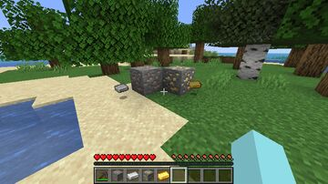 Auto-Smelted Ores (Affected by Fortune) Minecraft Data Pack