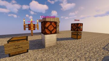 Chaba-Coins Minecraft Data Pack