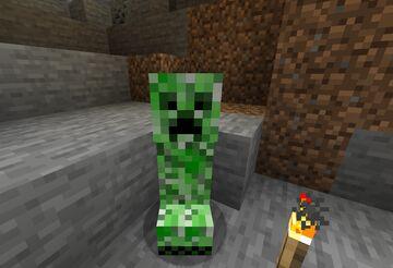 Los creeper multiplican la vida / corazones Minecraft Data Pack