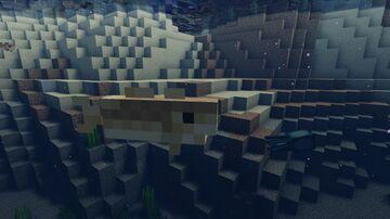 Better fish farm Minecraft Data Pack