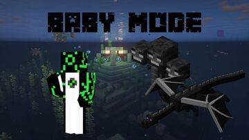 Baby Mode - (Data Pack Of Fundy's Plugin) Minecraft Data Pack
