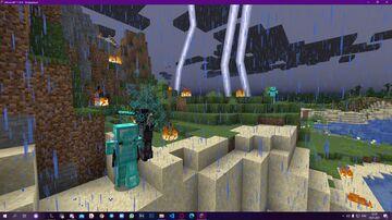 Ancient Evil - new boss datapack Minecraft Data Pack