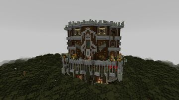 Dungeon Now Loading - add-on for William Wythers' Overhauled Overworld 1.17 Minecraft Data Pack