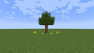 Overgrown Minecraft Data Pack