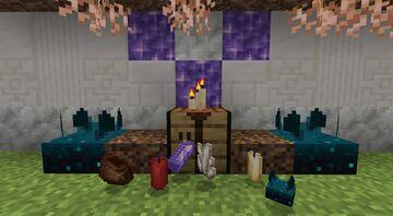 1.17 Crafting Tweaks Minecraft Data Pack