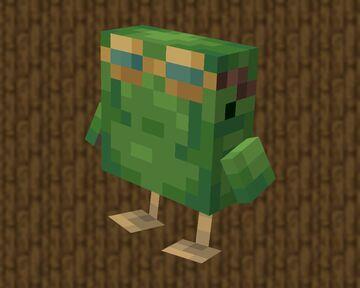 Engineer Slabfish Minecraft Data Pack