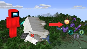 Minecraft, But Goats Are OP Minecraft Data Pack
