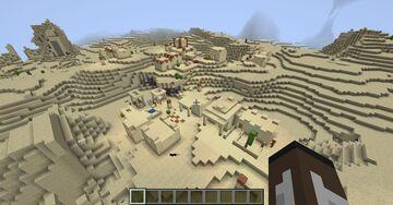 desert only Minecraft Data Pack