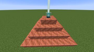 Copper Beacon Minecraft Data Pack