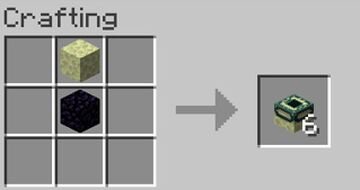 easy Crafting Minecraft Data Pack