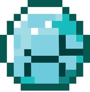 My mom made this diamond for you! Minecraft Data Pack