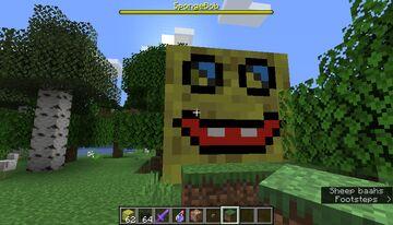 SpongeBob Boss Beta v0.1.1 Minecraft Data Pack