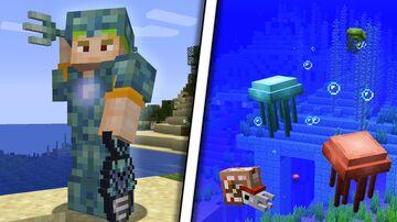 Aquatic update 2.0 | PrismaCraft Minecraft Data Pack