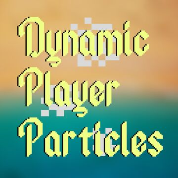 Dynamic Player Particles Minecraft Data Pack