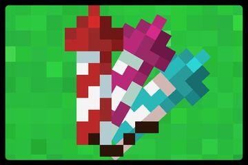 Random Fireworks Minecraft Data Pack
