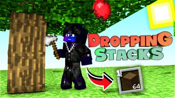 Dropping Stacks Minecraft Data Pack