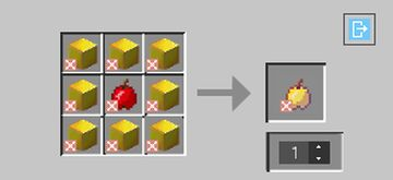 Craft illegal items! Minecraft Data Pack