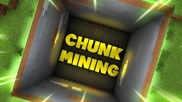 Chunk Mining Minecraft Data Pack