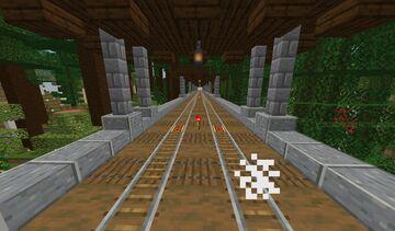 Zwil's Infinite Railway Minecraft Data Pack