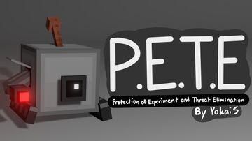 P.E.T.E - Robot Boss Fight Minecraft Data Pack
