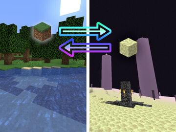 Ender Restoration Minecraft Data Pack