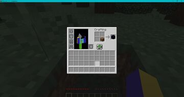 Minecraft but dirt crafts into obsidian Minecraft Data Pack
