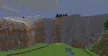 Smooth Terrain Minecraft Data Pack