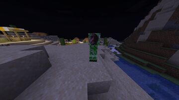 Deez Nuts Creepers Reborn Minecraft Data Pack