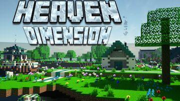 Heaven Dimension Minecraft Data Pack