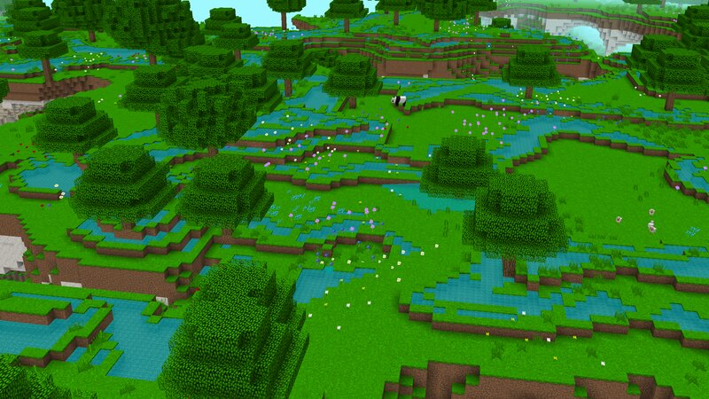 New biome Floodlands