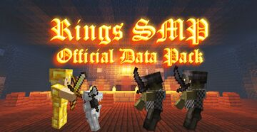 Rings SMP Official Data Pack Minecraft Data Pack