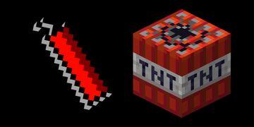 Dynamite (throwable tnt) (1.16) Minecraft Data Pack