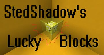 StedShadow's Lucky Blocks (COMING SOON) Minecraft Data Pack