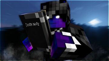 Death Note Minecraft Data Pack