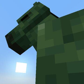 Zombify Horses Minecraft Data Pack
