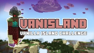 Vanisland : vanilla island challenge [1.16.5] Minecraft Data Pack