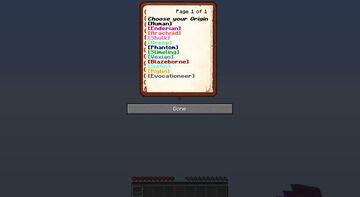 Origins - Datapack Variation - V2.0 Update! Minecraft Data Pack