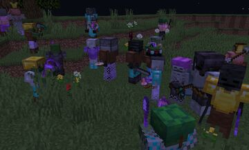 Mob Equipment Randomizer Minecraft Data Pack