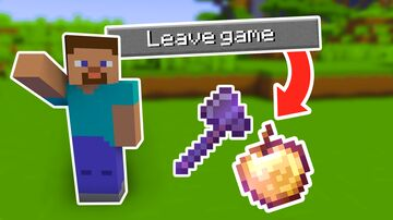 Leaving Gives Op Items Minecraft Data Pack