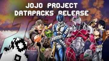 The JoJo Project (1.16.4/1.16.5 datapacks) Minecraft Data Pack