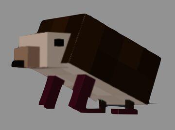 Hedgehog Minecraft Data Pack