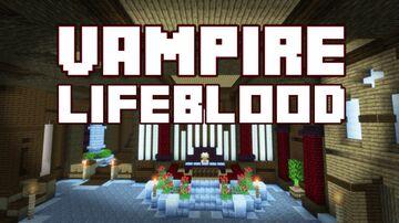 Vampire Lifeblood Minecraft Data Pack