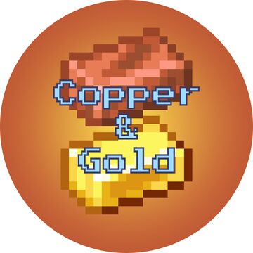 Copper And Gold Minecraft Data Pack