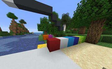 ConcreteBlocks Actions (1.16x) Minecraft Data Pack